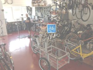 Boutique bicyclaide